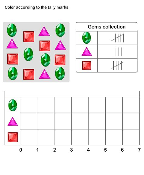 grade one graphing worksheets new calendar template site