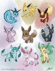 Best All Eevee Evolutions