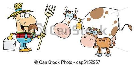 Bezerro agricultor macho vaca Boiada agricultor