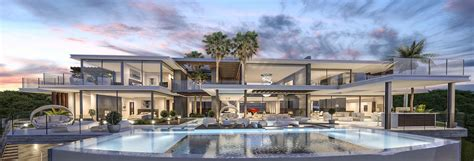 7 Bedroom House For Sale by Mansion For Sale In La Zagaleta Crown Estates