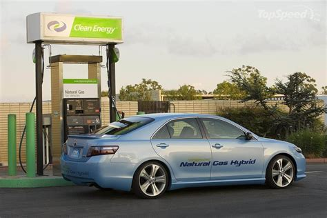 The Technology Behind Natural Gas Vehicles