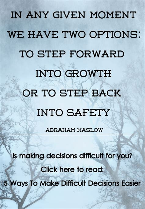Difficult Decision To Make by 5 Ways To Make Difficult Decisions Easier Nest In The Forest