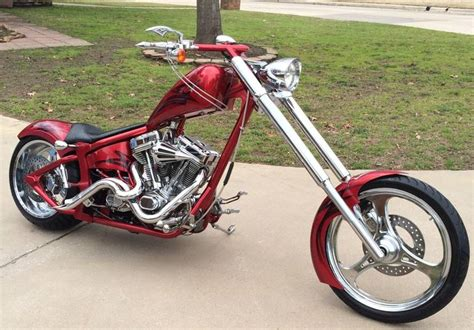 2014 Custom Chopper Motorcycle From Trophy Club, Tx,today