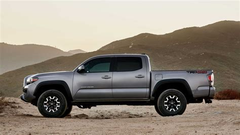 2020 Toyota Tacoma Revealed At Chicago Auto Show