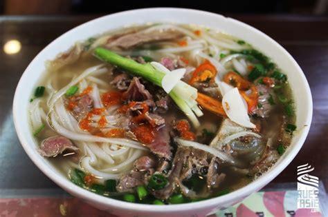 cuisine vietnamienne pho le pho soupe tonkinoisele