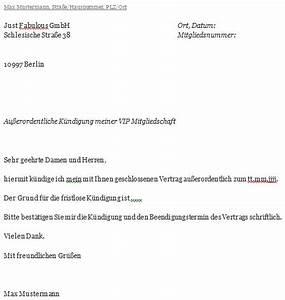 Gründe Für Fristlose Kündigung Wohnung : justfab k ndigungsschreiben ~ Eleganceandgraceweddings.com Haus und Dekorationen
