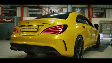mercedes cla amg stage  youtube