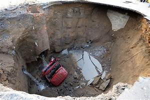 Sinkholes: When the Earth Opens Up