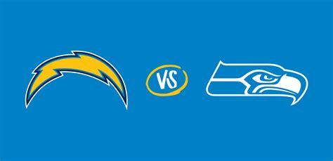 nfl preseason los angeles chargers  seattle seahawks