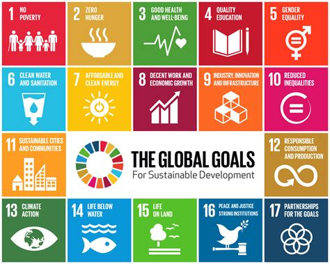 The UN's Sustainable Development Goals: a framework for ...