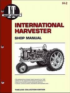 International Tractor Repair Manual F12  F14  F20  F30