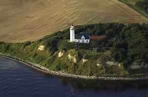 Samso Light Lighthouse In Samso Denmark Lighthouse
