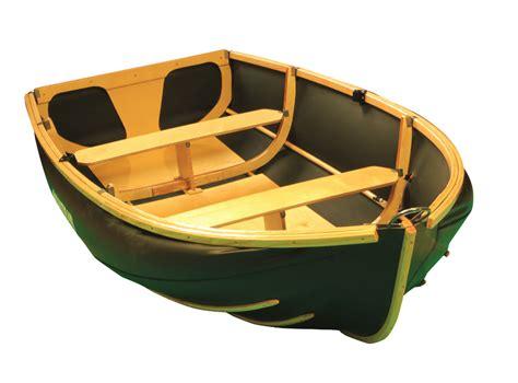 Folding A Boat by Nautiraid Folding Coracle Dinghies Nestaway Boats