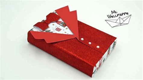 geschenke originell verpacken anleitung geschenke verpacken einfache anleitung sakko f 252 r m 228 nner