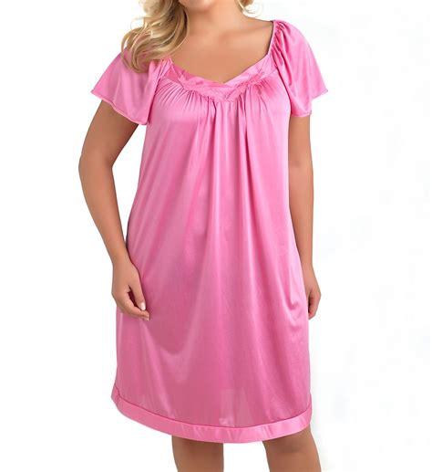 vanity fair 30109 coloratura flutter sleeve gown ebay