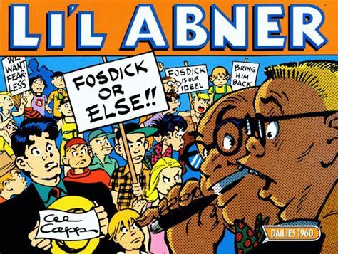 Li'l Abner Volume 26 Sc By Al Capp (1960
