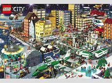 Instructions for 77241 LEGO City Advent Calendar