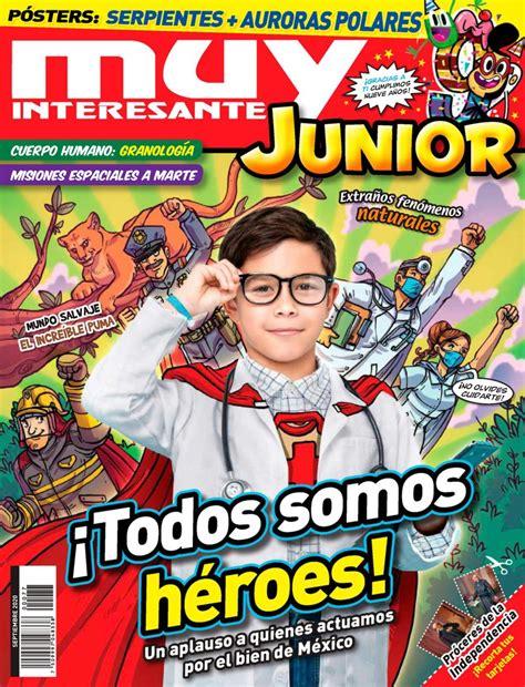 Muy Interesante Junior-Septiembre 2020 Magazine