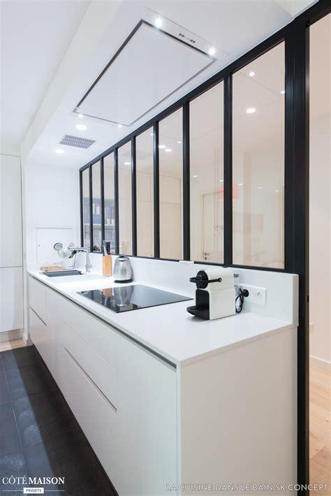 cuisine d architecte une cuisine blanche qui a de l 39 sk concept la