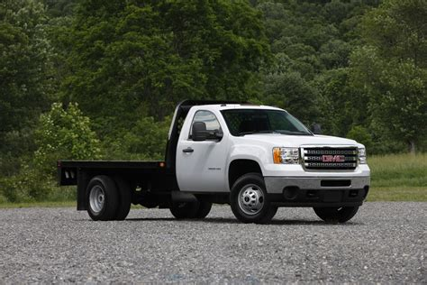 gmc hd chassis cab news information