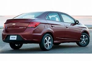 Chevrolet Onix E Prisma 2017 Aparecem Antes Da Estreia