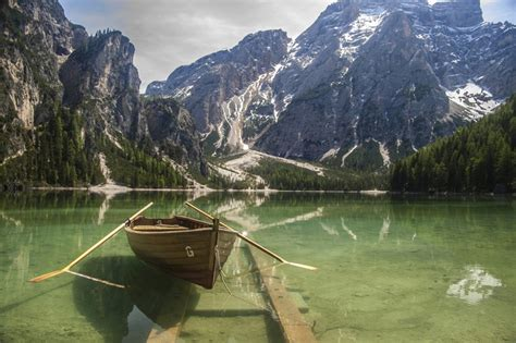 Dolomiti Braies Lake Italy Travels To Come Pinterest