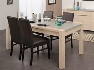 Table à Manger Pas Cher : table manger yard 6 couverts table manger vente unique ventes pas ~ Teatrodelosmanantiales.com Idées de Décoration