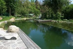 Gartengestaltung Mit Teich : badeteiche teich garten teich garten ~ Markanthonyermac.com Haus und Dekorationen
