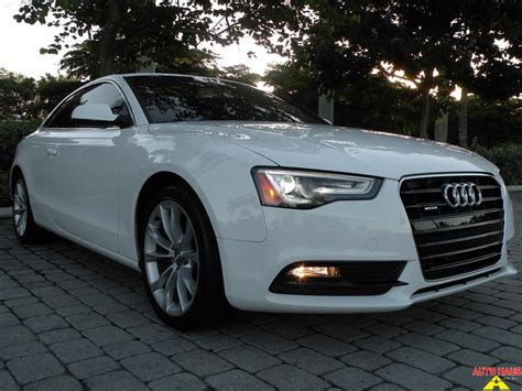audi fort myers 2013 audi a5 2 0t quattro premium ft myers fl for in