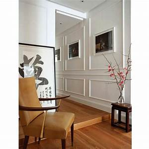 Modern, Walls, Architectural, Trim, Work