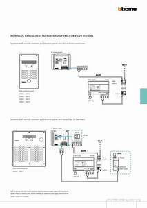 Gallery Of Elvox Intercom Wiring Diagram Sample