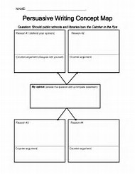 best ideas about graphic organizer template what you ll writing persuasive essay graphic organizer