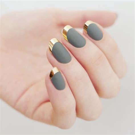 cute   matte nails  matte nail polish designs