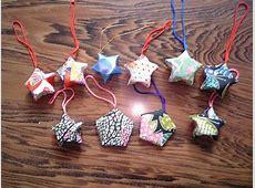 折り紙<願い星>のストラップ 手づくり日和 楽天ブログ