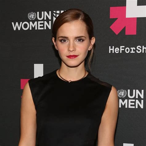 Emma Watson Quotes On Feminism Popsugar Love And Sex