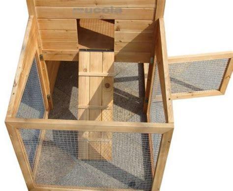 costruire gabbia coniglio casette per conigli fai da te profilati alluminio