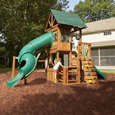 backyard playground sets backyard playground and swing sets ideas backyard play