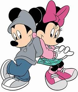 Minni Und Micky Maus : mickey minnie mouse clip art 4 disney clip art galore ~ A.2002-acura-tl-radio.info Haus und Dekorationen