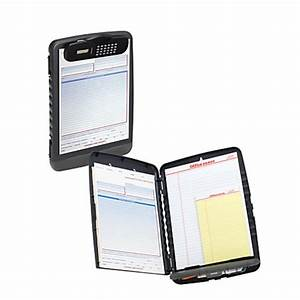 office depot brand portable clipboard storage box with With printing calculator with letters