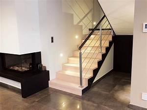 Habillage Escalier Bois : habillage bois 3 ambiance escalier ~ Dode.kayakingforconservation.com Idées de Décoration