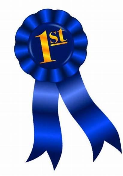 Ribbon Place 1st Clipart Prize Clip Award