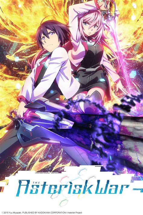 gakusen toshi asterisk anime daily anime art