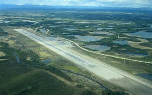 Northway Army Airfield