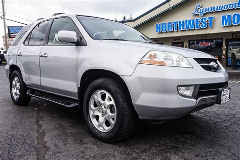 Used 2002 Acura Mdx Touring Awd Suv For Sale