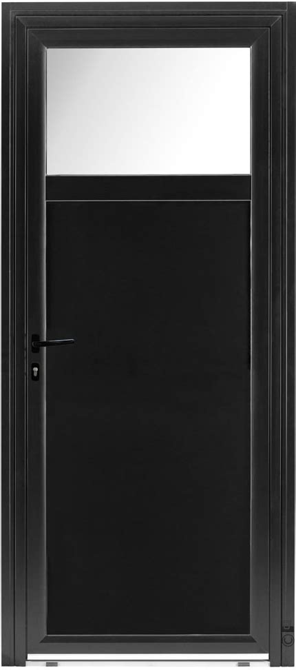 portes de service aluminium ternois fermetures