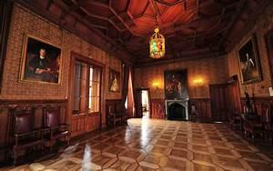 Palace Interior Wallpaper