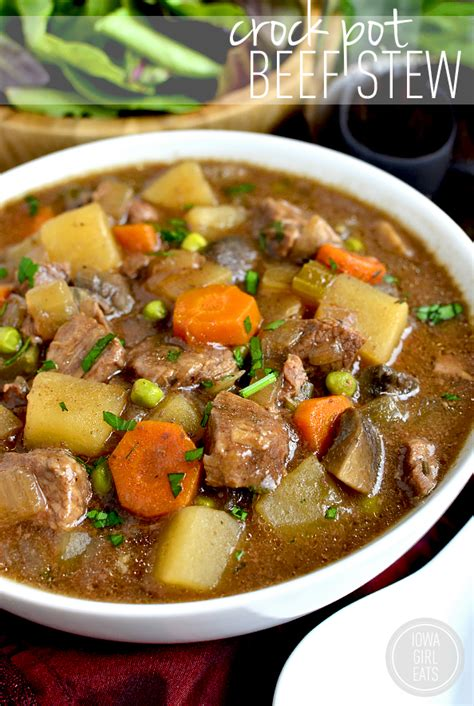 veal stew crock pot crock pot beef stew iowa eats