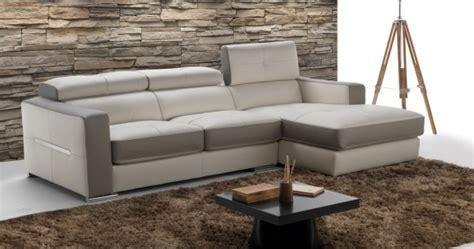 canapé d angle bicolore alban angle vachette premium bicolore personnalisable sur