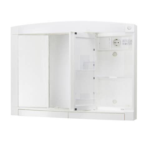 Badezimmer Spiegelschrank Kunststoff by Jokey Swing Wei 223 Spiegelschrank Material Kunststoff Ma 223 E
