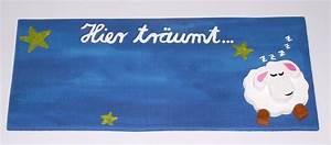 Türschild Kinderzimmer Basteln : t rschild kinderzimmer schaf originelle deko geschenke ~ Orissabook.com Haus und Dekorationen